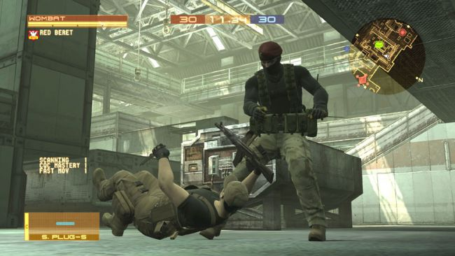 Metal Gear Online - Screenshots - Bild 10
