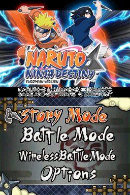 Naruto: Ninja Destiny - Screenshots - Bild 31
