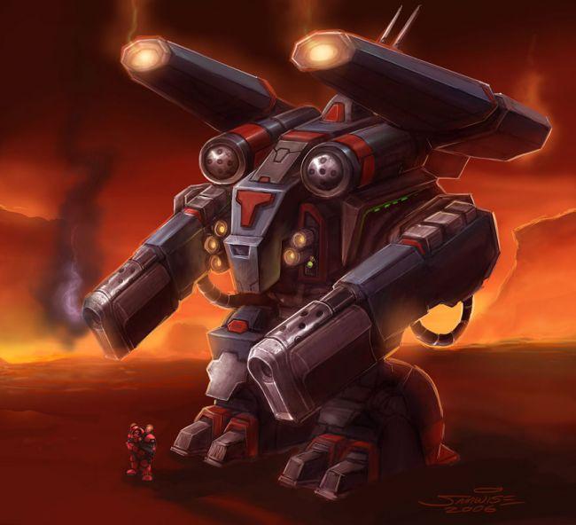 StarCraft 2 - Artworks - Bild 30