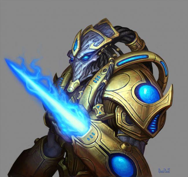 StarCraft 2 - Artworks - Bild 28
