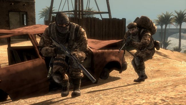 Battlefield: Bad Company - Screenshots - Bild 2