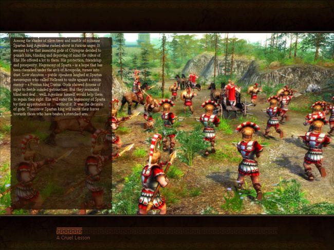 Fate of Hellas - Screenshots - Screenshots - Bild 3