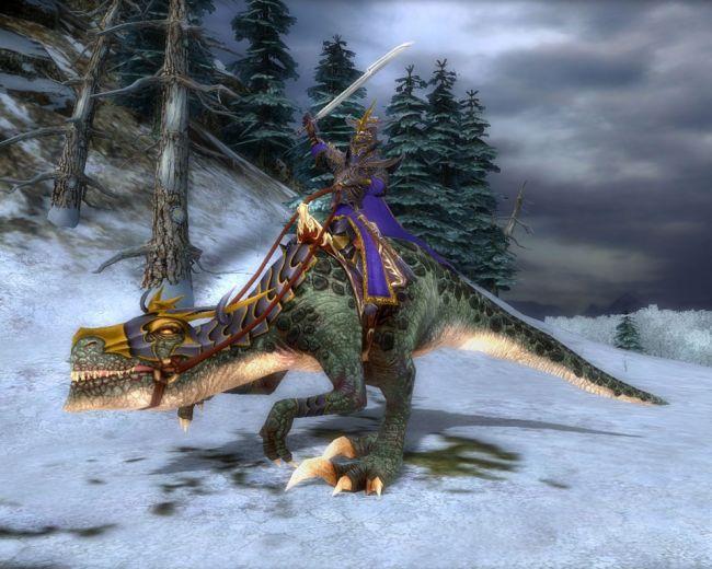Warhammer: Mark of Chaos - Battle March - Screenshots - Bild 6
