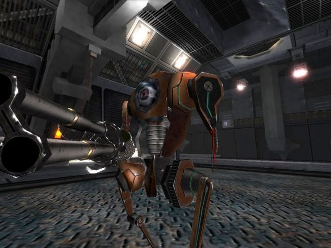 Alien Arena 2008 - Screenshots - Bild 5