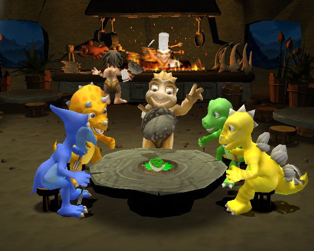 Buzz! Junior: Dino Den - Screenshots - Bild 9