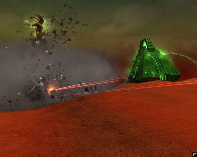 Warhammer 40.000: Dawn of War - Soulstorm - Screenshots - Bild 7