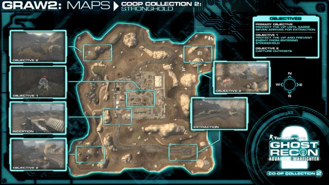 Ghost Recon: Advanced Warfighter 2 - Co-Op Collection 2 - Screenshots - Bild 20