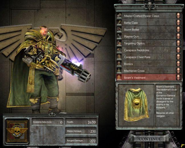Warhammer 40.000: Dawn of War - Soulstorm - Screenshots - Bild 21