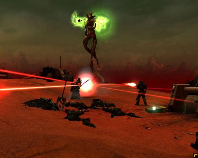 Warhammer 40.000: Dawn of War - Soulstorm - Screenshots - Bild 5