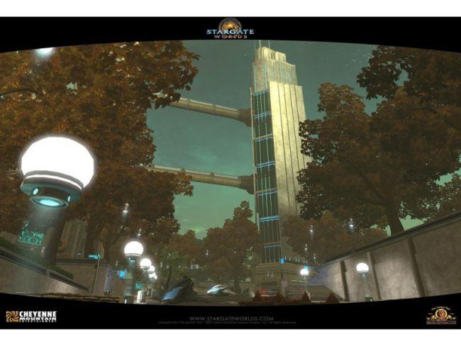 Stargate Worlds - Screenshots - Bild 4