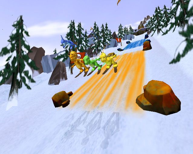 Buzz! Junior: Dino Den - Screenshots - Bild 2