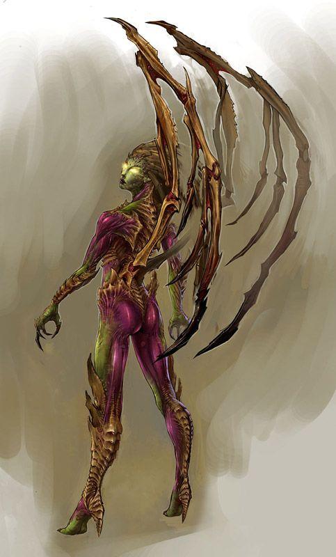 StarCraft 2 - Artworks - Bild 36