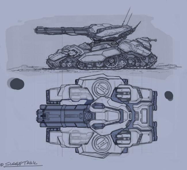 StarCraft 2 - Artworks - Bild 52