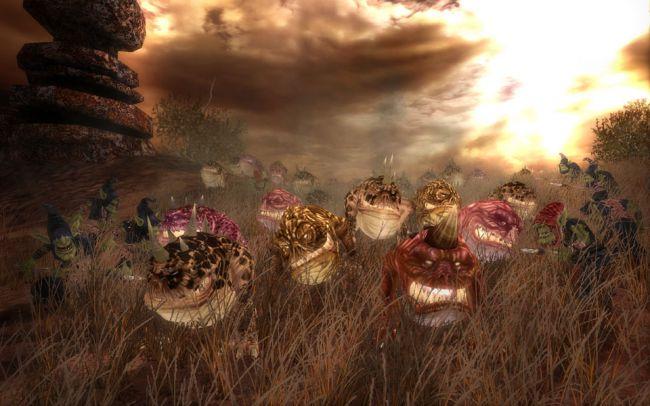 Warhammer: Mark of Chaos - Battle March - Screenshots - Bild 13