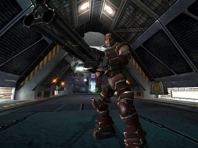 Alien Arena 2008 - Screenshots - Bild 8