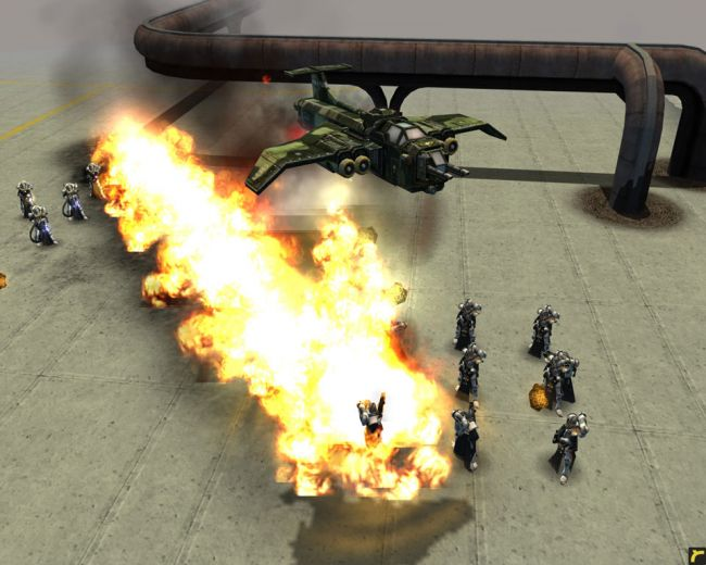 Warhammer 40.000: Dawn of War - Soulstorm - Screenshots - Bild 10