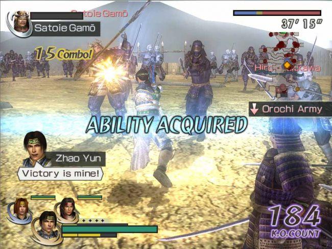 Warriors Orochi - Screenshots - Bild 9