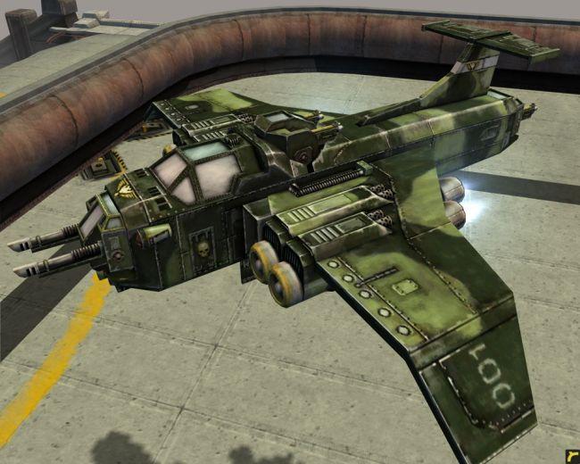 Warhammer 40.000: Dawn of War - Soulstorm - Screenshots - Bild 8