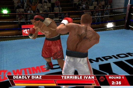Showtime Championship Boxing - Screenshots - Bild 4