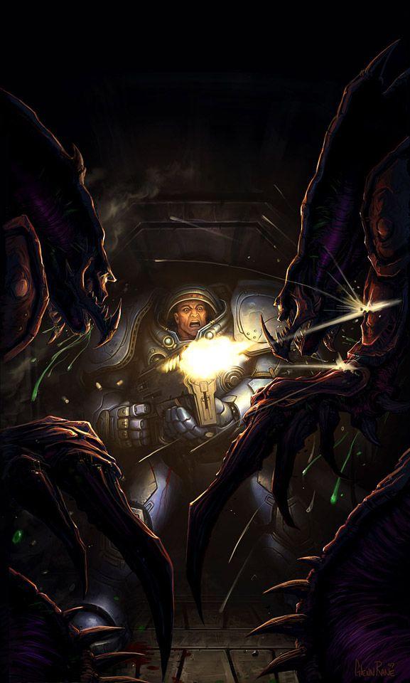 StarCraft 2 - Artworks - Bild 58