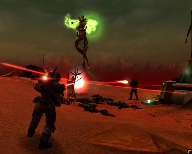 Warhammer 40.000: Dawn of War - Soulstorm - Screenshots - Bild 3