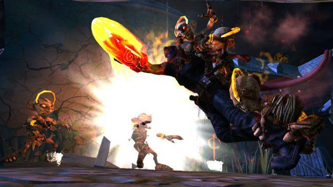 Hellboy: The Science of Evil - Screenshots - Bild 5