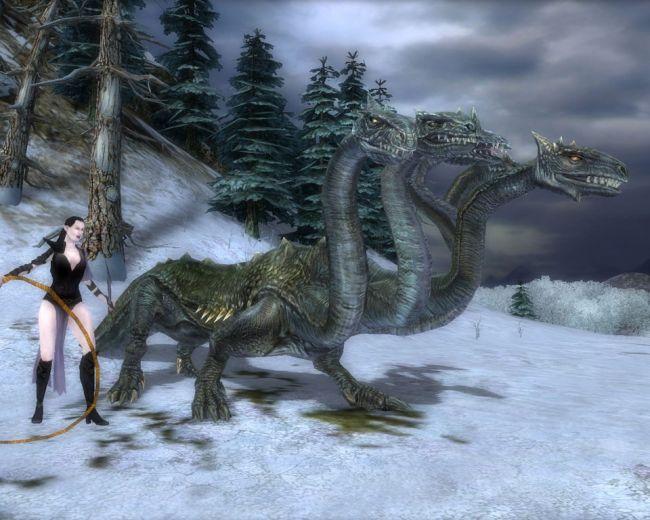 Warhammer: Mark of Chaos - Battle March - Screenshots - Bild 10