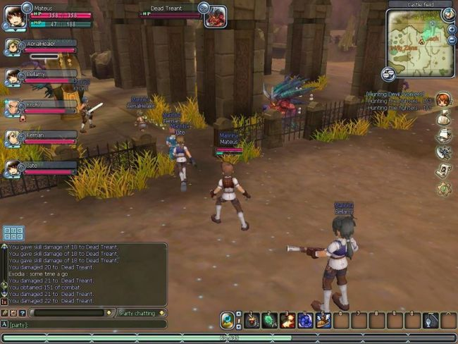 Florensia - Screenshots - Bild 2