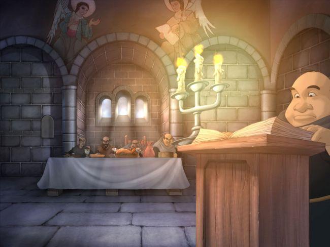 The Abbey - Screenshots - Bild 5