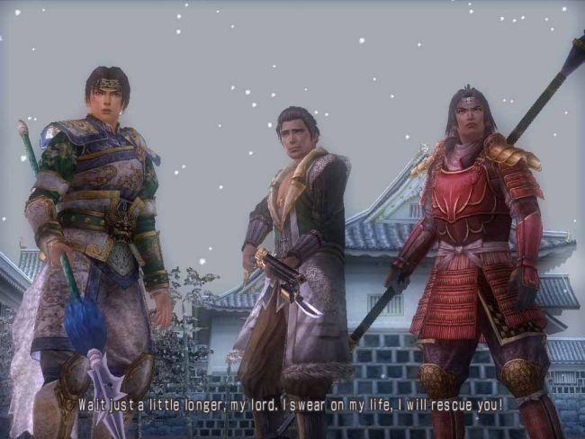 Warriors Orochi - Screenshots - Bild 7