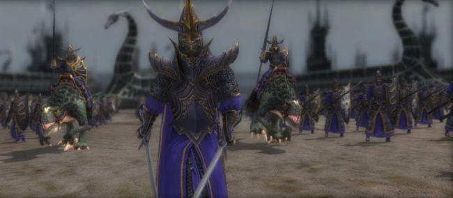 Warhammer: Mark of Chaos - Battle March - Screenshots - Bild 15