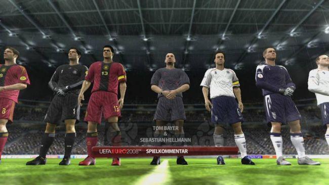UEFA Euro 2008 - Screenshots - Bild 10