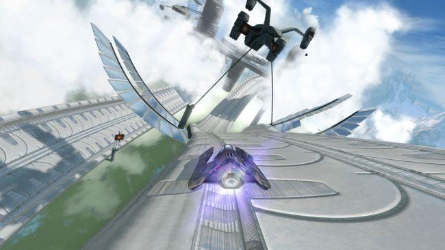 Wipeout HD - Screenshots - Bild 11