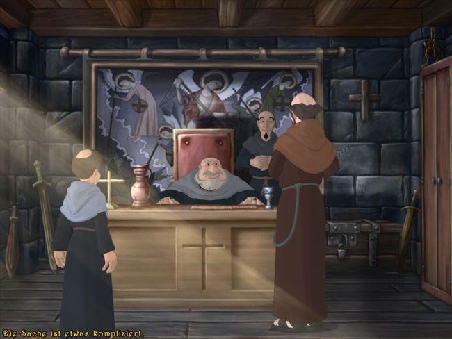 The Abbey - Screenshots - Bild 7