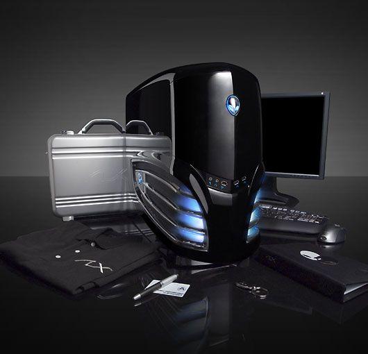 Alienware ALX Desktop-PCs - Screenshots - Bild 4