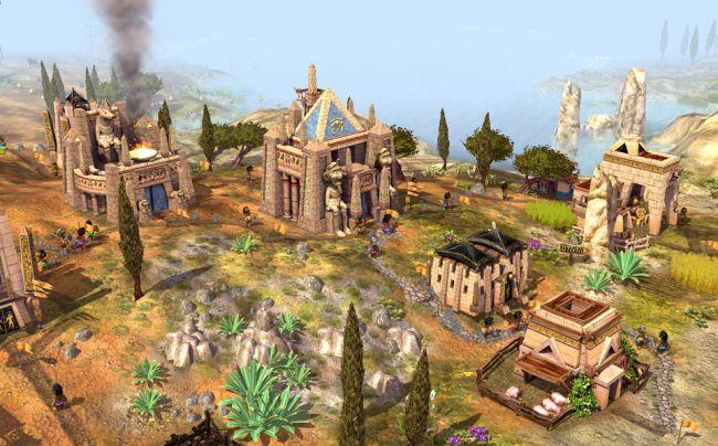Die Siedler: Aufbruch der Kulturen - Screenshots - Bild 2