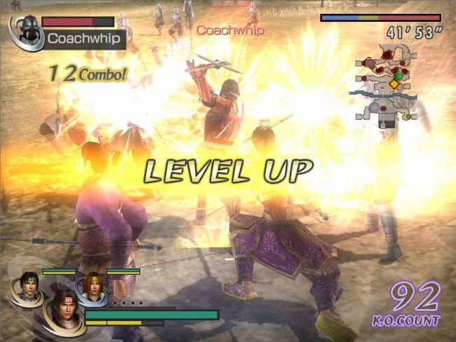 Warriors Orochi - Screenshots - Bild 6
