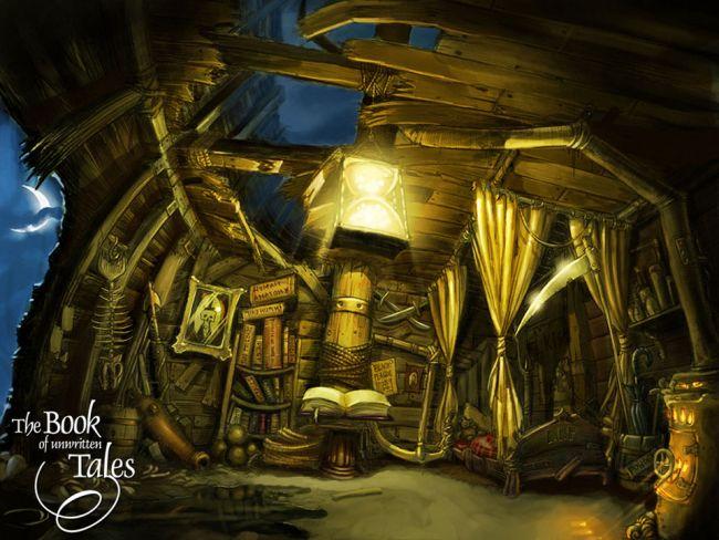The Book of Unwritten Tales - Artworks - Bild 4
