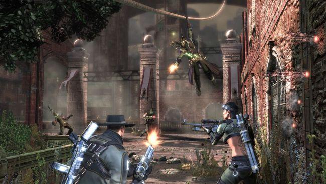 Damnation - Screenshots - Bild 2