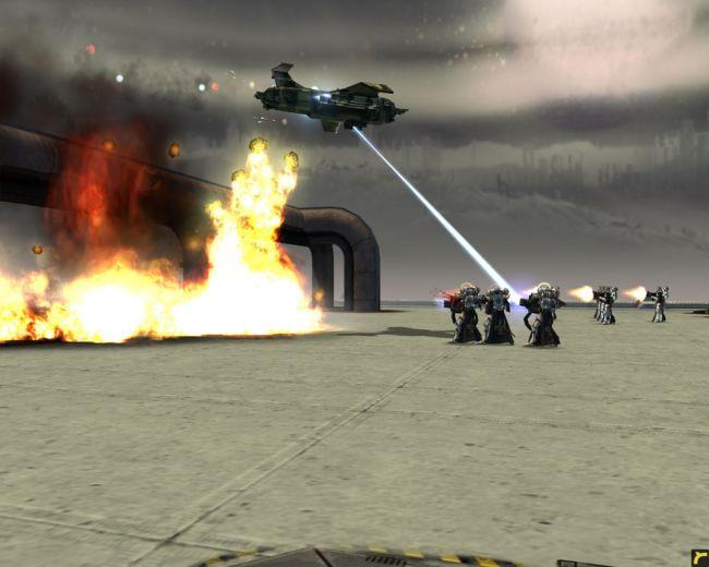 Warhammer 40.000: Dawn of War - Soulstorm - Screenshots - Bild 12