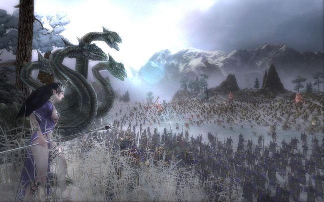 Warhammer: Mark of Chaos - Battle March - Screenshots - Bild 11