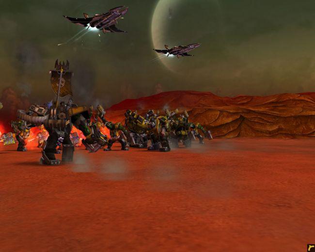 Warhammer 40.000: Dawn of War - Soulstorm - Screenshots - Bild 15