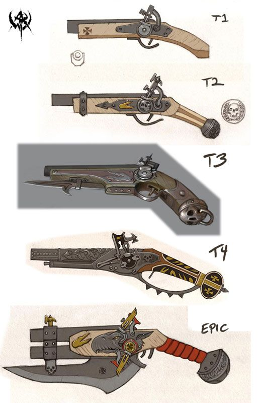 Warhammer Online: Age of Reckoning - Artworks - Bild 15