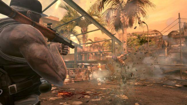 50 Cent: Blood on the Sand - Screenshots - Bild 3