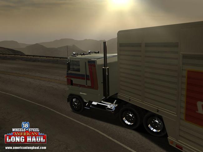 mods para 18 wheels of steel across america