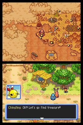 Pokémon Mystery Dungeon: Explorers of Time - Screenshots - Bild 10