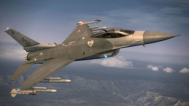 Ace Combat 6: Fires of Liberation Downloadable Content - Screenshots - Bild 7