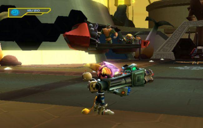 Ratchet & Clank: Size Matters - Screenshots - Bild 4