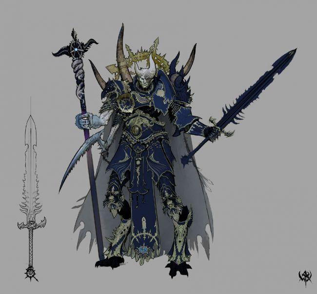 Warhammer Online: Age of Reckoning - Artworks - Bild 3