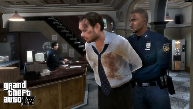 Grand Theft Auto 4 - Screenshots - Bild 3
